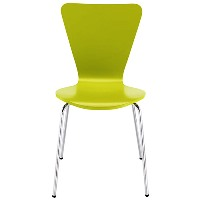 Picasso Wooden Cafe Chair Green