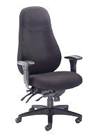 Cheetah 24 Hour Fabric Office Chair