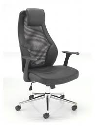 Executive Mesh Back Operators Chair with Arms