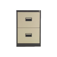 FR TALOS 2 DRAWER FILING CABINET CCREAM