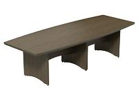 Opus 2 Part Table 2800 x 1100mm, Chestnut