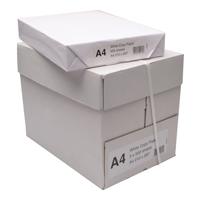 A4 copier paper white (ream 500)X5