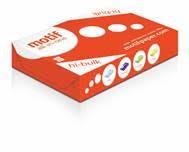 A4 MOTIF RED BOX COPIER PAPER(pkt500)X5