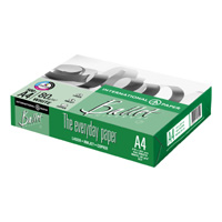 BALLET COPIER/LASER PAPER A4 80GSM WHITE (BOX5)