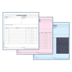 3 PART PURCHASE ORDER PK50 HCP03