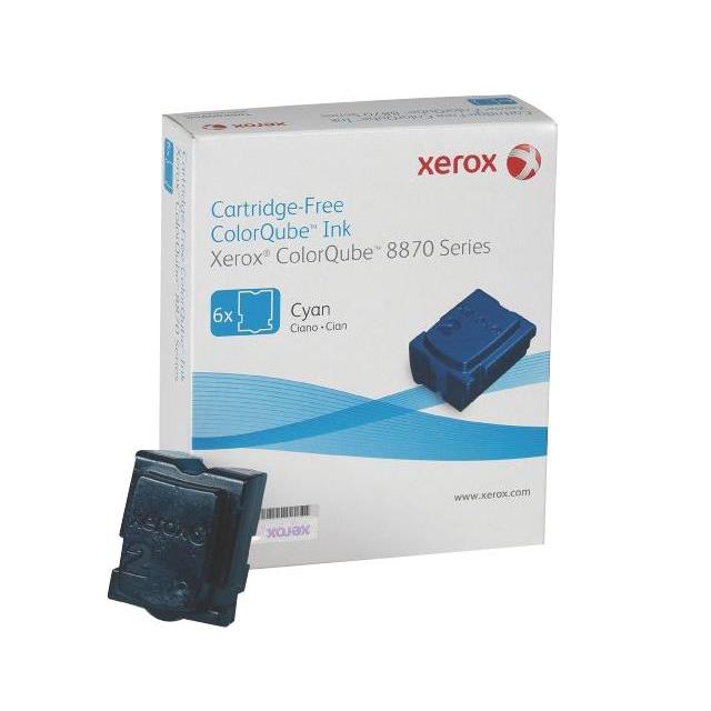 XEROX C/Q 8870 IJ CART CYAN 108R00954