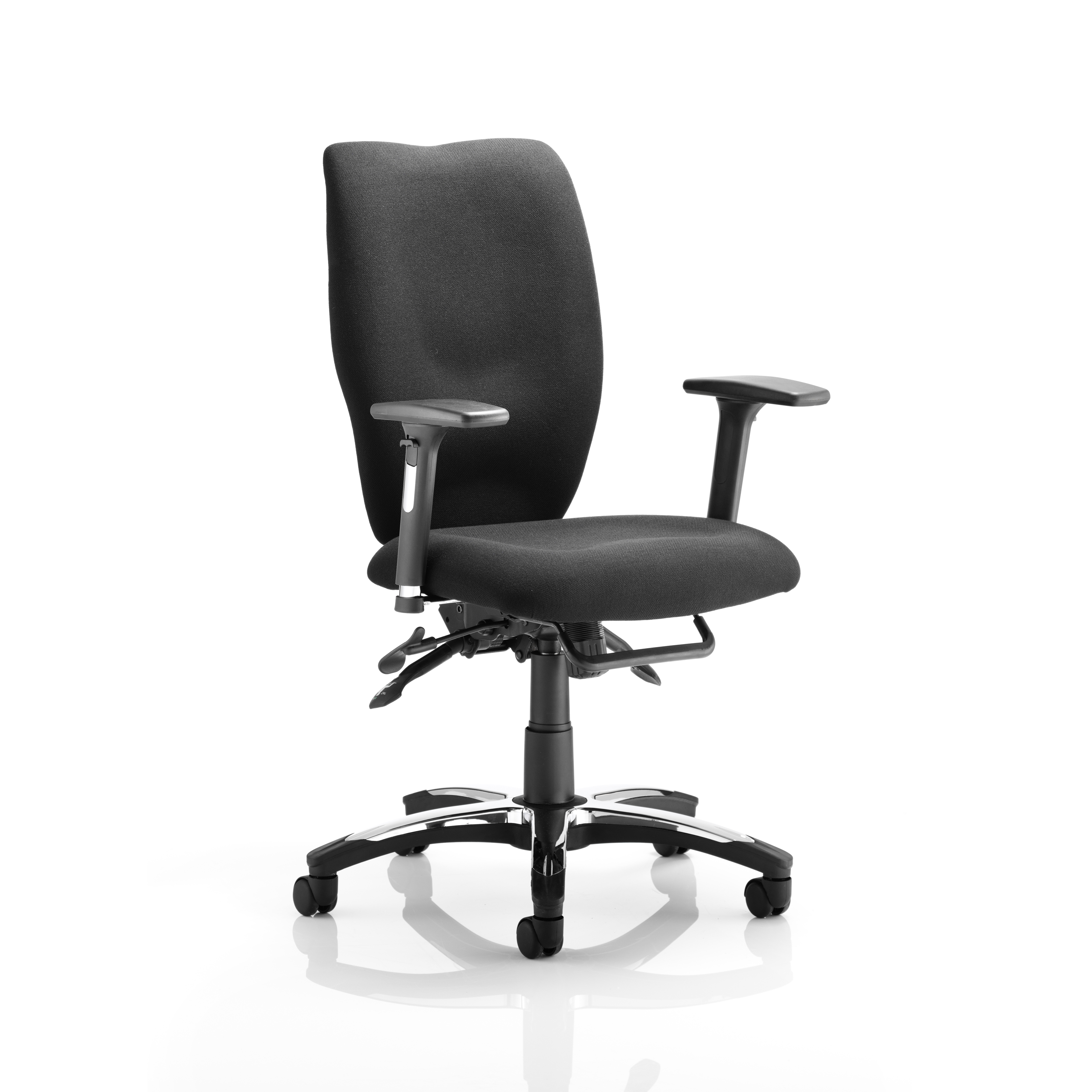 #SONIX SIERRA CHAIR BLACK