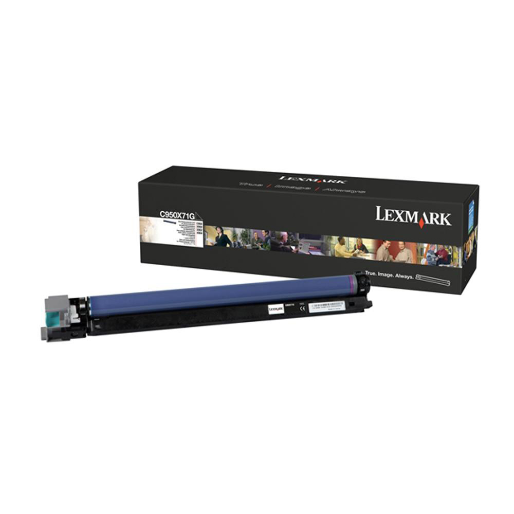 LEXMARK C950/X950/2/4 DRUM BLK C950X71G