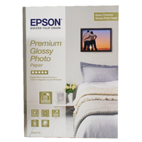 EPSON PREM A4 GLOSSY PHOTO PAPER PK15