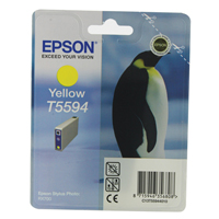 EPSON INKJET CARTRIDGE RX700 YELLOW