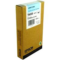 EPSON T6035 LIGHT CYAN INK CARTRIDGE