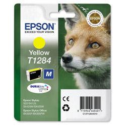EPSON INKJET CART YELLOW T12844010