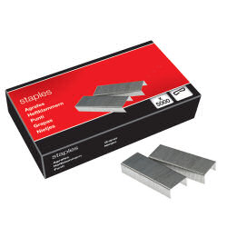 SELECT STAPLES 26/6 6MM/5000