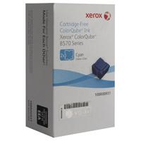 XEROX COLORQUBE 8570 CYAN INK 4.4K PK2